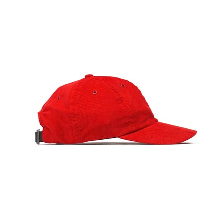 7491bcb676709 ... Norse Projects BABY CORDUROY SPORTS CAP - ASKJA RED