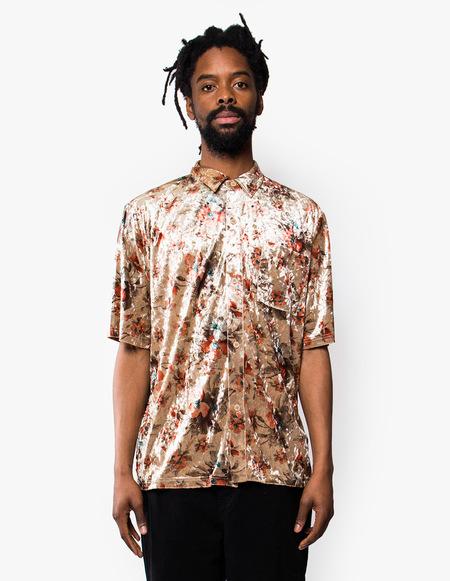 Han Kjøbenhavn Box Shirt - Velvet Floral