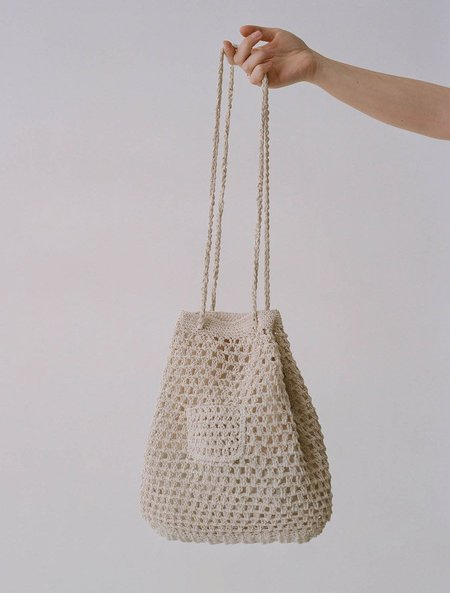 Paloma Wool Morgui Crochet Bucket Bag