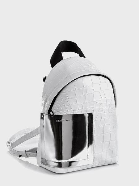 Helianthus Kylie Mini Backpack - White