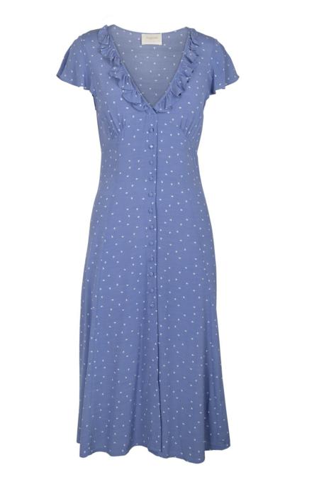 Auguste the Label Midi Dress - SKY