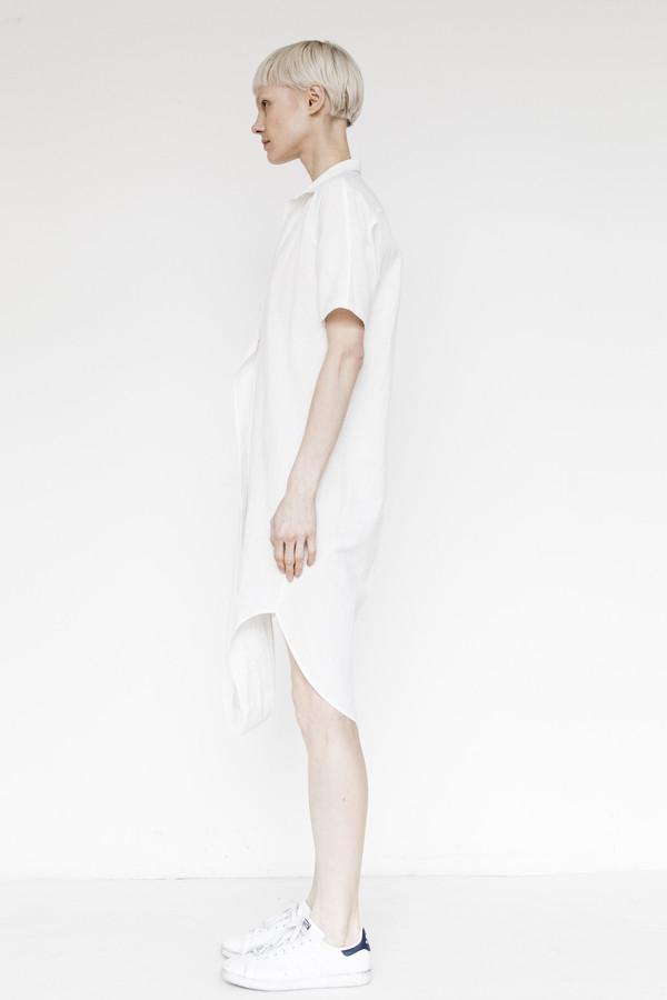 Assembly Gauze Twist Dress