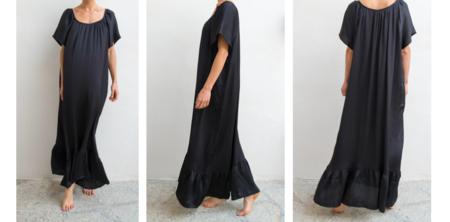 Lilibon Simone Dress - Black