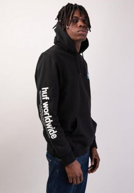 Huf Prism Tt P/O Hoodie - Black