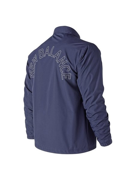 New Balance Classic Coaches Jacket - Pigment