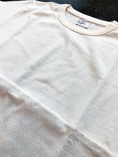 Les Basics Le Football Shirt - White/White