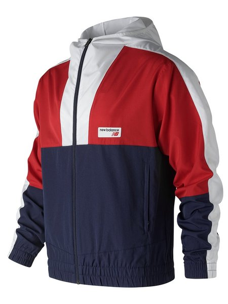 New Balance Windbreaker - Team Red
