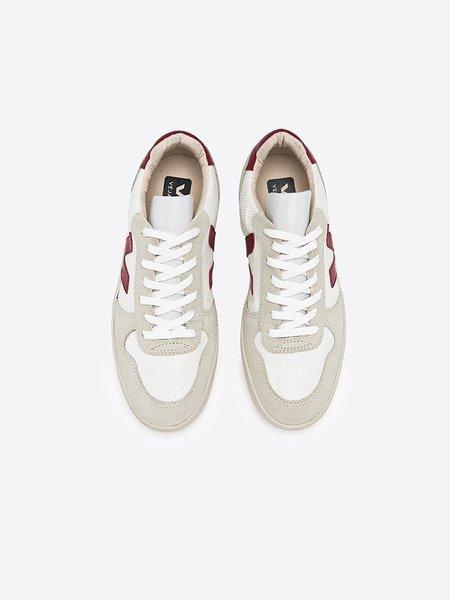 VEJA V-10 Mesh Shoes - Natural Marsala