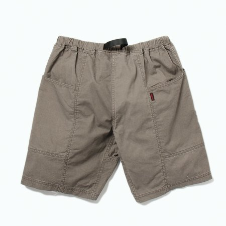 Unisex Gramicci Basket Gear Shorts - Mocha