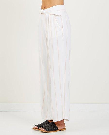 Obey Amalfi Pant - White