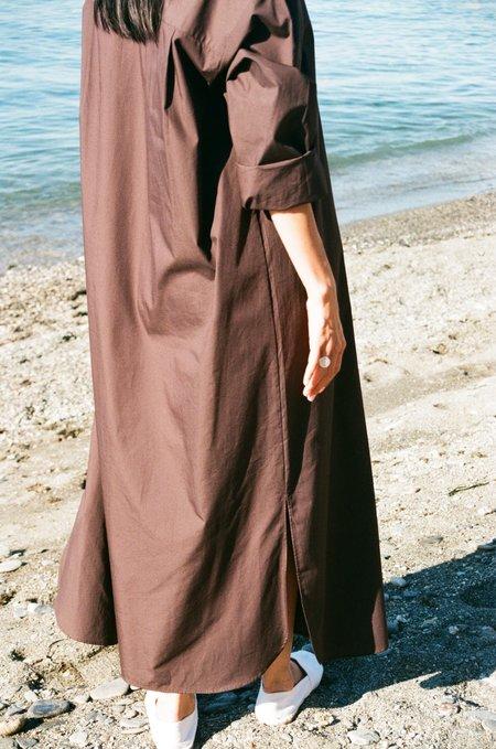 LA.BLEUE TUNIQUE 3 - brown