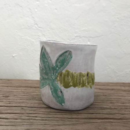 Lisa Neimeth Ceramics Cup/Planter