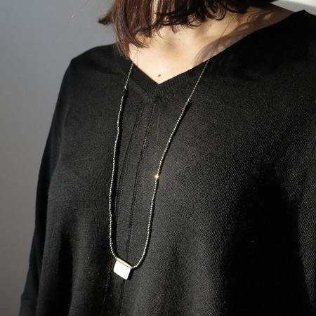 Christy Lea Payne Pyrite Necklace