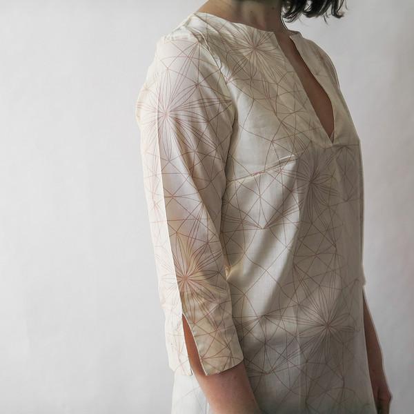 Erica Tanov edwin tunic