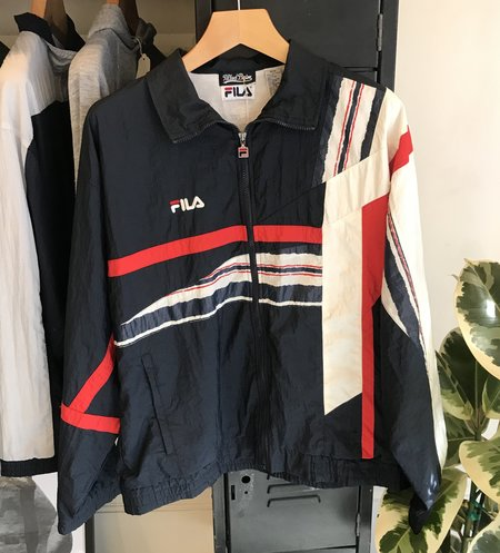 Vintage FILA Windbreaker Jacket - multi