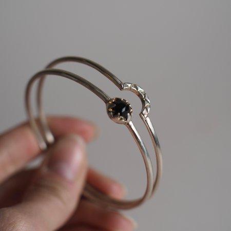 Allison Bartline Nebula Bracelet - sterling silver