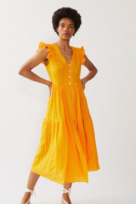 Heinui Pia Dress - Marigold
