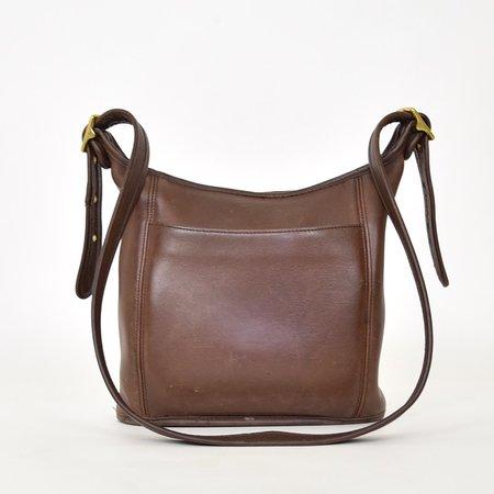 Vintage COACH LEGACY SLIM DUFFLE - Brown