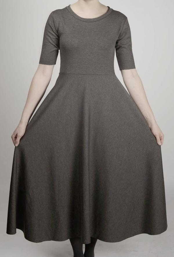Brit Wacher Play Circle Dress Long