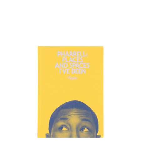 """Rizzoli New York """"Pharrell: Places & Spaces I've Been"""" Book"""