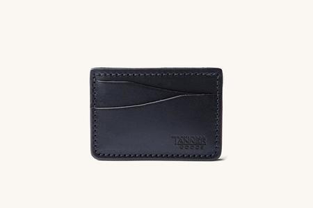 Tanner Goods Journeyman Wallet - Black