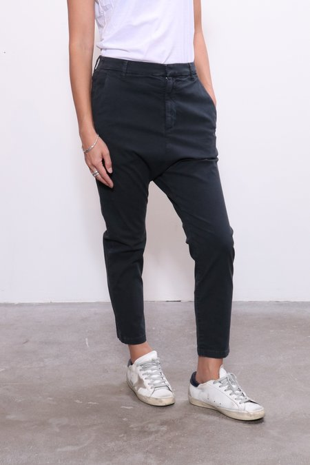 Nili Lotan Paris Pant - Washed Black