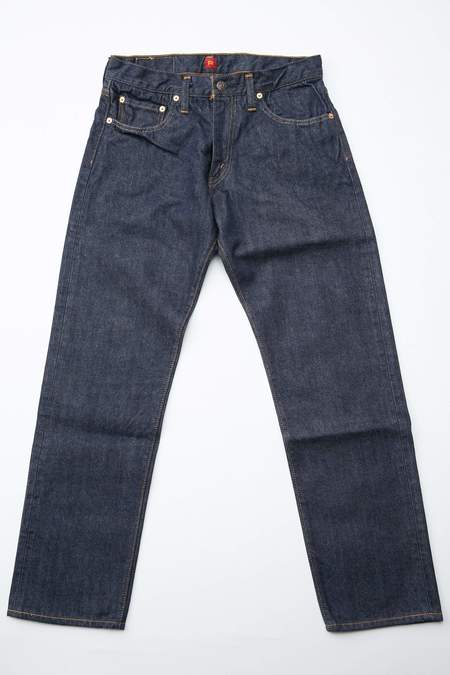 Resolute 712 Straight One Wash Denim Jeans