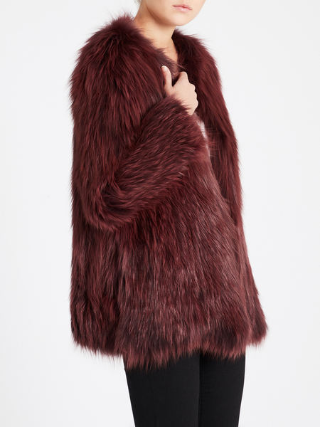H Brand Blair Jacket - Mahogany