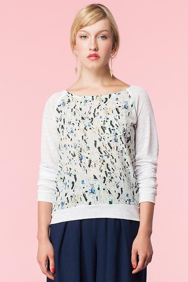 Jennifer Glasgow Global Sweater