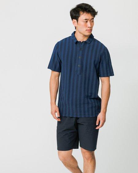 Anerkjendt Neo Shirt - Dress Blues