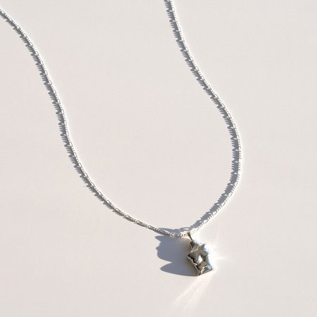 Cadette Venus Necklace - Silver