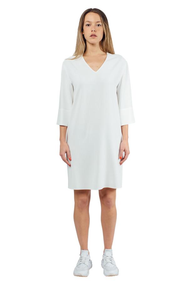 WU+SEN Kiare Dress White
