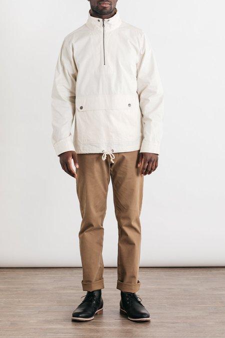 Bridge & Burn Leeward Anorak Jacket - Ivory