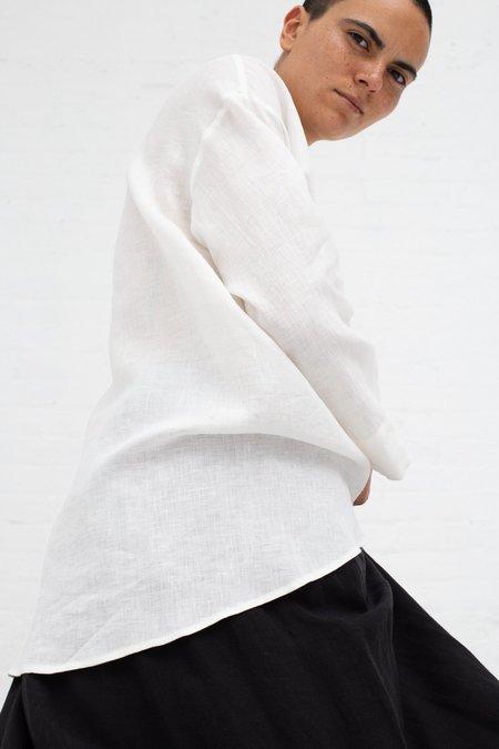 Samuji Leon Shirt - Ecru