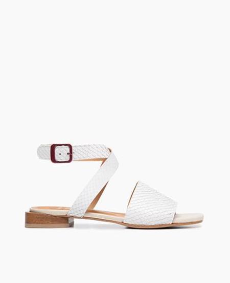 Coclico Cooper Sandal - WHITE