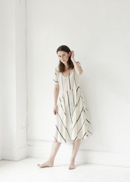 Ace & Jig Luella Dress - Casablanca