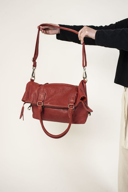 F O L D Ibsen Bag - Terracotta