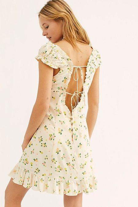 Free People Like A Lady Dress