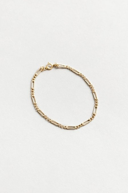 Wolf Circus Mila Anklet - Gold