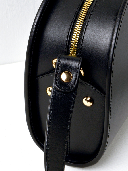 A.P.C. Sac Demi Lune Bag - Noir