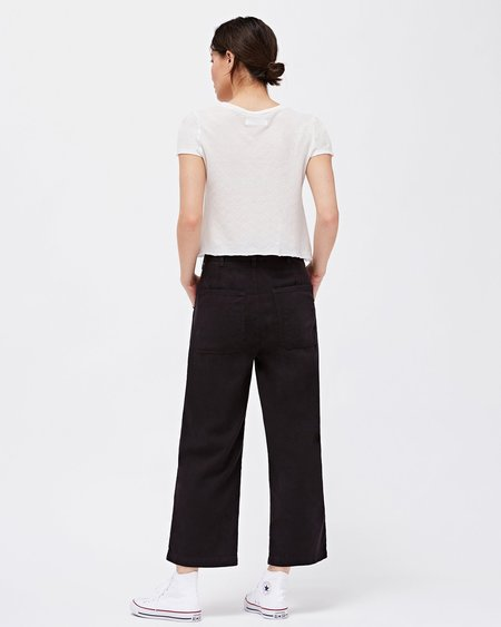 Lacausa STELLA TROUSERS - Tar
