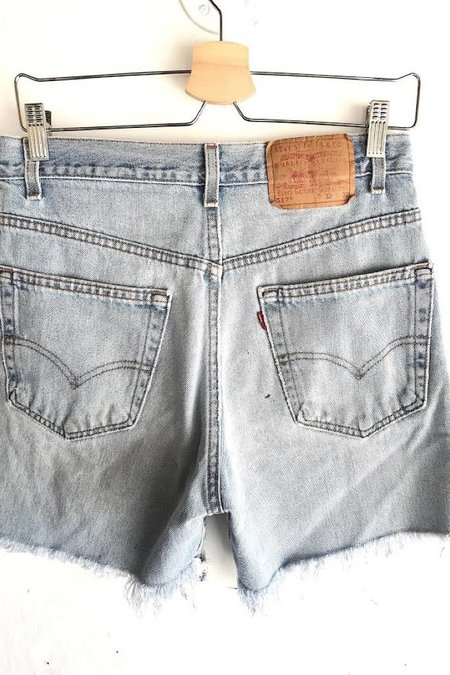 Prism Boutique Vintage Levi's Shorts - 15