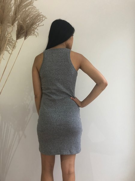 ODEYALO LIVIA DRESS - GRIS