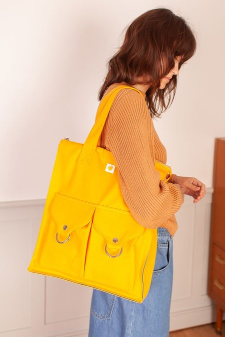 L.F. Markey Super Shopper - Yellow