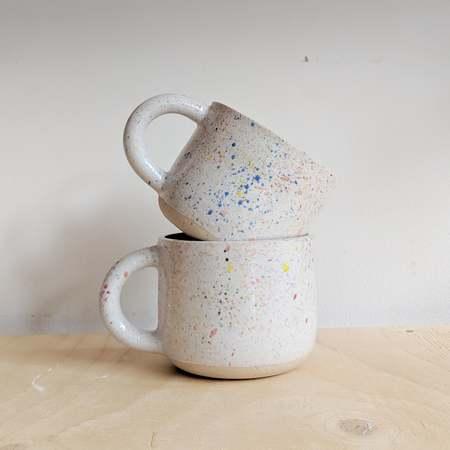 Milo Made Spatter mug