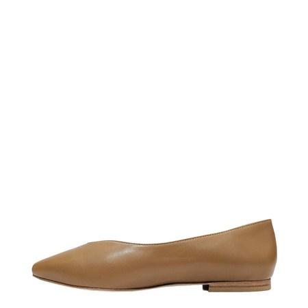 Anne Thomas New Menerbes shoe - Falasco