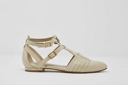 5yMedio Tania sandal - Ivory
