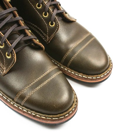 White's Boots Service MP Toe Cap - Olive Wax