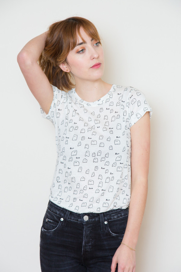 Ottod'ame Ghost T-shirt