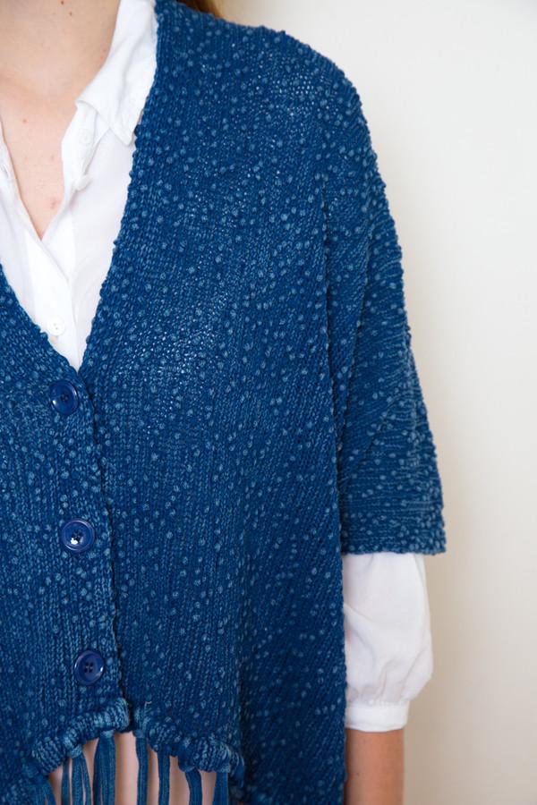 Rodebjer Serena Fringe Sweater